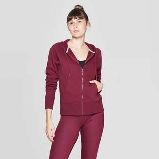 Champion Women's Authentic Fleece Sweatshirt Full Zip