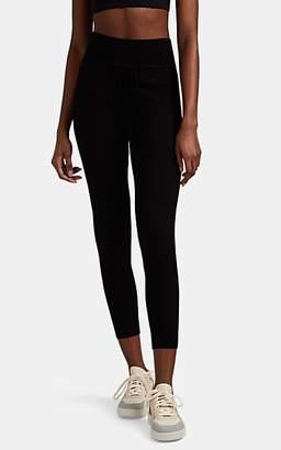 Live The Process Women's Compact Knit Jogger Pants - Black