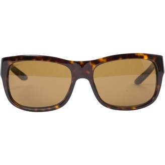 Burberry Brown Plastic Sunglasses