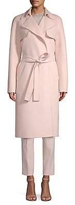 Michael Kors Women's Robe Trench Coat