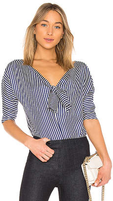 Paper London Plage Knot Top