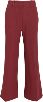 Victoria Beckham Cropped Kick Trousers