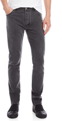Han Kjobenhavn Faded Black Lean Fitted Jeans