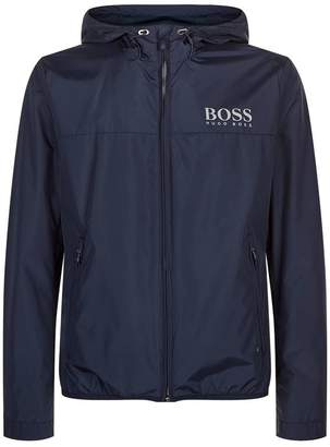 BOSS GREEN Lightweight Hooded Jacket