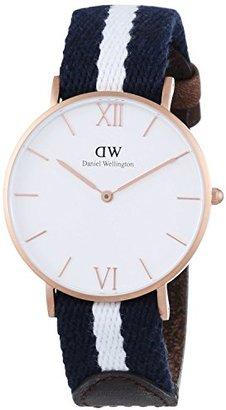 Daniel Wellington (ダニエル ウェリントン) - ダニエルウェリントン DANIELWELLINGTON グレースコレクション 0552DW [海外輸入品] メンズ&レディース 腕時計 時計