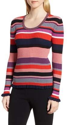 BOSS Fallegria Stripe Sweater