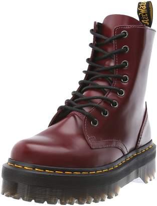 Dr. Martens Women's Jadon Boot, Polished Smooth