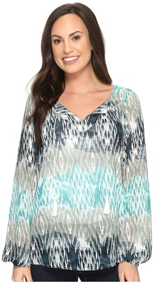 Ariat - Dona Tunic Women's Blouse $44.95 thestylecure.com