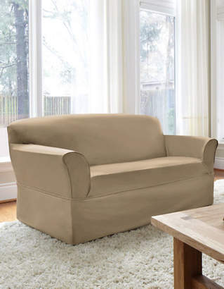 Sure Fit Dorchester Wrap-Style Loveseat Slipcover