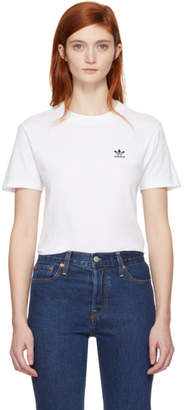 adidas White Styling Complements T-Shirt