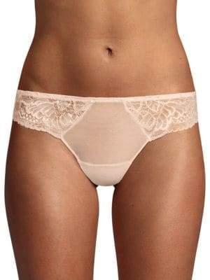 Simone Perele Promesse Tanga Lace Panties