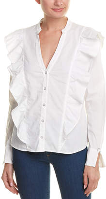 Splendid Ruffle Shirt