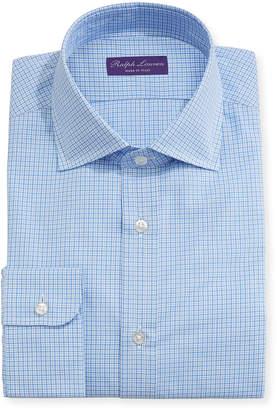 Ralph Lauren Mini-Tattersall Dress Shirt