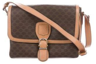 Celine Monogram Flap Crossbody Bag