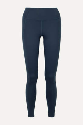 Girlfriend Collective - Compressive Stretch Leggings - Midnight blue
