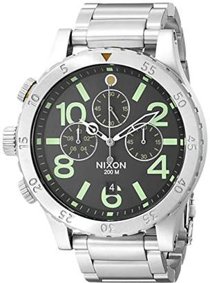 Nixon Men's A4861956 48-20 Pacific Station Chrono Watch