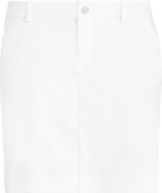 Ralph Lauren Stretch Satin Golf Skort