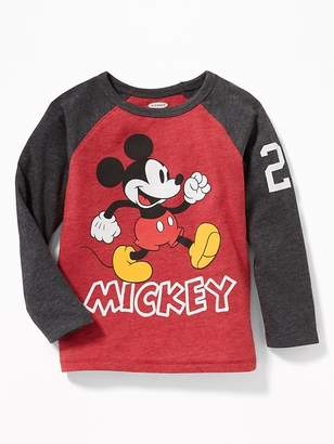Old Navy Disney© Mickey Mouse Raglan-Sleeve Tee for Toddler Boys