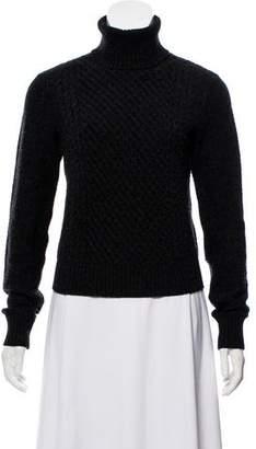 Equipment Turtleneck Knit Sweater
