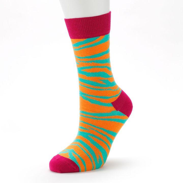 Happy Socks Hs by zebra crew socks