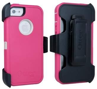 N. OtterBox Apple iPhone 5/5s/SE Defender Case - Berries 'n' Cream