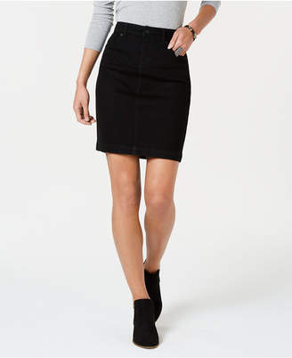 Style&Co. Style & Co Petite Denim Skirt