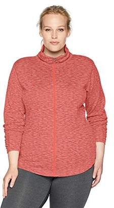 Columbia Women's Plus Size Outerspaced III Full Zip