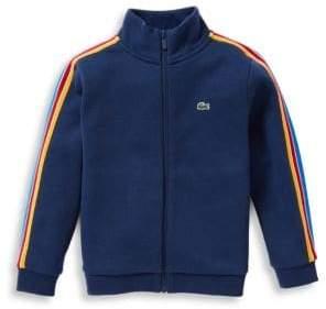 Lacoste Little Boy's& Boy's Track Jacket
