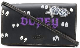 Coach Disney x Dopey foldover clutch