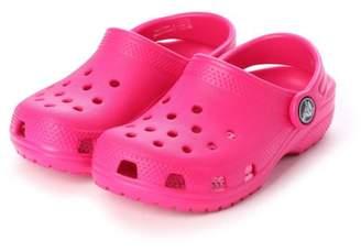 Crocs (クロックス) - LOCONDO クロックス crocs 204536 クラシック キッズ (キャンディピンク)