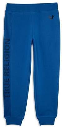 True Religion Boys' Logo Sweatpants - Little Kid, Big Kid