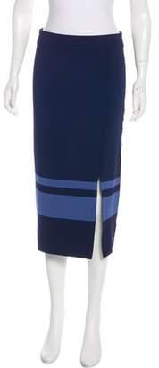 Jonathan Simkhai Rib Knit Midi Skirt w/ Tags