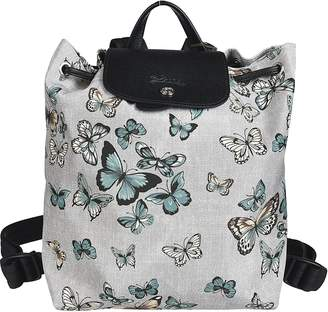 Longchamp Butterfly Backpack