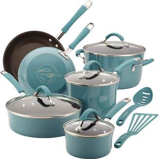 Rachael Ray Cucina 12 Piece Non- Stick Cookware Set