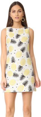 alice + olivia Clyde Shift Dress $285 thestylecure.com