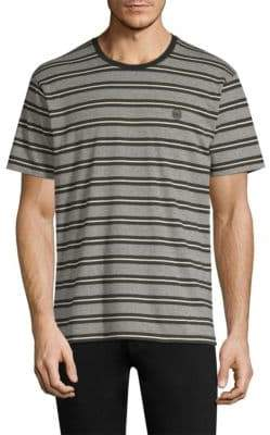 The Kooples Striped Short-Sleeve Tee