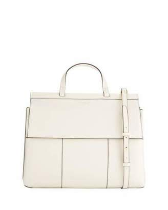 Tory Burch Oversized Block-T Satchel Bag