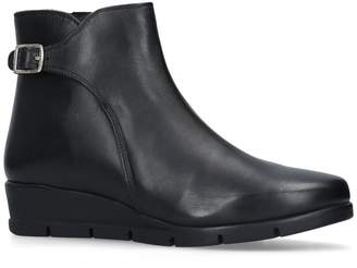 Carvela Leather Rebecca Ankle Boots