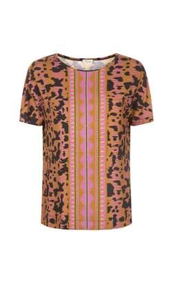 Temperley London Vita Jersey Printed T-Shirt