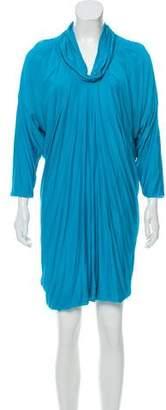 Yigal Azrouel Draped Mini Dress w/ Tags