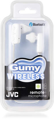 JVC White Gumy Wireless Earbuds