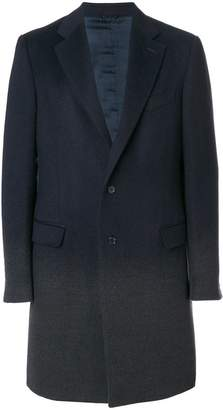 Raf Simons ombre style coat