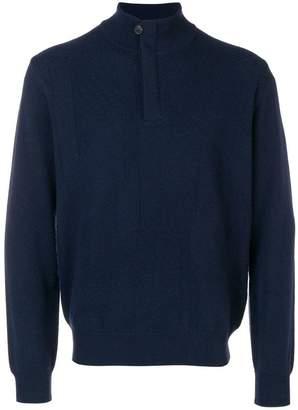 Corneliani long-sleeve sweater