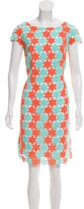 Lilly Pulitzer Sleeveless Mini Dress