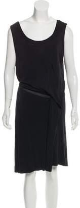 A.L.C. Sleeveless Belted Dress