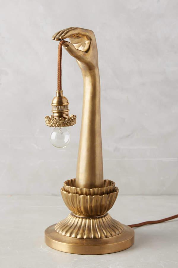 AnthropologieAnthropologie Lightbearer Table Lamp