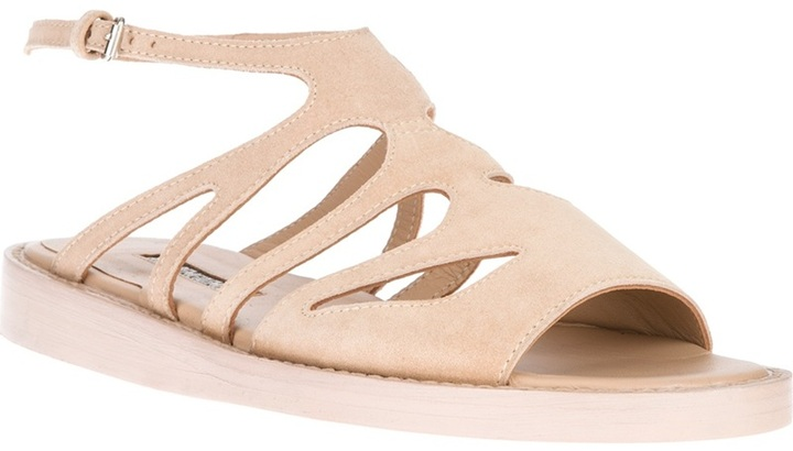 Ann Demeulemeester flat sandal