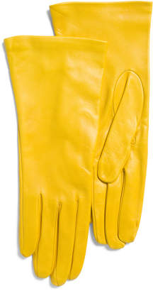 Sim Made In Italy Leather Gloves