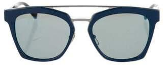 MCM Square Aviator Sunglasses