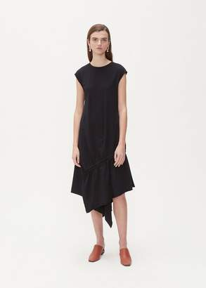 Nocturne #22 Sleeveless Asymmetric Dress